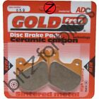 Brake Pads Goldfren Front Right Harley Davidson FXS 1200 Low Rider 1977-1980