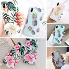 Slim Soft Silicone Cute Girl Case Phone Cover For iPhone 6s 7 8 Plus XR XS Max