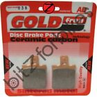 Brake Pads Goldfren Rear Gilera XR1 125 1988