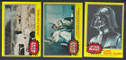 1977 TOPPS STAR WARS CARD SER.3 NEAR SET 63 66