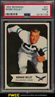 1954 Bowman Football Norm Willey #21 PSA 9 MINT (PWCC)