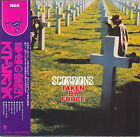 SCORPIONS - TAKEN BY FORCE ( MINI LP AUDIO CD with OBI and Booklets )