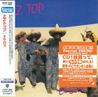 ZZ TOP - EL LOCO ( MINI LP AUDIO CD with OBI )