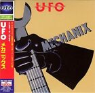 UFO - MECHANIX ( 2 MINI LP AUDIO CDs with OBI and Color Booklet ) FREE SHIPPING