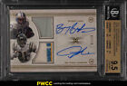 2015 Topps Definitive Barry Sanders Tomlinson AUTO PATCH 10 BGS 9.5 (PWCC)
