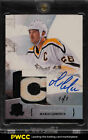 2010 The Cup Hockey Black Mario Lemieux AUTO PATCH 1 1 #22 (PWCC)