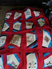 Native American Chickasaw quilt hand made