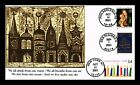 DR JIM STAMPS US CHRISTMAS EID HANUKKAH HOLIDAY COMBO FIRST DAY COVER