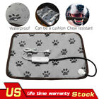 Waterproof Pet Electric Heated Warmer Pad Puppy Dog Cat Bed Mat Heater cushion