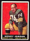 1961 Topps Football Cards 9