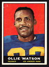 1961 Topps Football Cards 10