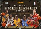 2012-13 PANINI PREFERRED BASKETBALL HOBBY BOX NEW Factory Sealed