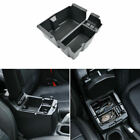 Center Console Organizer Tray for 2018 2019 Jeep Wrangler JL Armrest Stora HGS