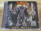 Lordi - Get Heavy - CD Album 2002 - Heavy Metal