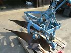 Old Ransomes TS 54D match plough suit Fordson Dexta Will do 8 to 12 furrows