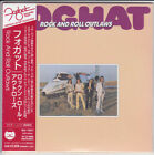 FOGHAT - ROCK AND ROLL OUTLAWS ( MINI LP AUDIO CD with OBI )