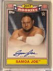 2018 Topps WWE Heritage Wrestling Cards 12