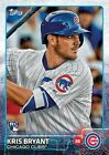 2015 TOPPS COMPLETE BASE SET 700 CARDS SERIES 1 AND 2 w KRIS BRYANT RC