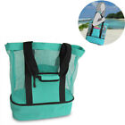 Green Multi function Picnic Beach Camping Insulation Bag Ice Bag Lunch Bags MAR