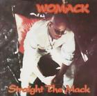 Womack: Straight The Mack + Artwork MUSIC AUDIO CD west coast gansta rap RARE 96