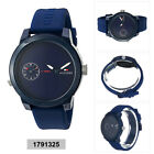 Tommy Hilfiger Cool Sport Mens Analog Casual Blue Band 1791325