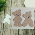 Seated Bear Metal Cutting Dies Scrapbooking Paper Cards Album Photo Stencil NEW