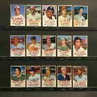 1977 Hostess Baseball Lot of 96 Different Cards 64 of Set See Images Sku254