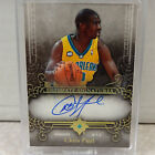 2006-07 Upper Deck Ultimate Signatures Chris Paul Hornets ON CARD Auto