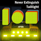 Car Motorcycle Truck Reflective Stickers reflective tape Safety Warning Decal