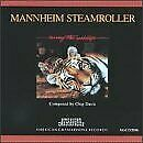 SAVING THE WILDLIFE (1986 TELEVISION DOCUMENTARY) MANNHEIM STEAMROLLER CD