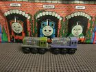 Thomas & Friends Wooden DODGE & SPLATTER Train Car USED