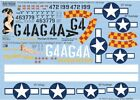 WARBIRD DECALS  1/48 P51D Passion Wagon Early/Late War & Camouflaged  WBS148055