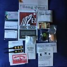 ALL KINDS OF MAGIC TRICKS Lot 1 All are Brand New in Packages