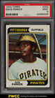 1974 Topps Dave Parker ROOKIE RC #252 PSA 9 MINT (PWCC)