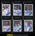 2016 Topps Archives Baseball Bull Durham Autographs and Insert Guide 22