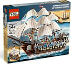 NEW IN SEALED BOX LEGO Pirates Imperial Flagship Set 10210 Hard To Find Retired