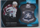 12-13 The Cup Peter Forsberg Auto Brilliance Avalanche 2012
