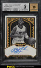 2016 Panini Grand Reserve One Of A Kind Chris Paul AUTO 1 1 #6 BGS 9 MINT (PWCC)