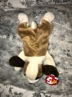 RARE DISCONTINUED COLLECTABLE beanie baby original: Bernie the Dog year 1996