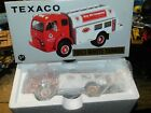 First Gear 1953 White Tanker Truck Texaco Key Oil Company 35th Anniversary