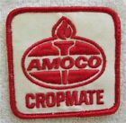Vintage Amoco Cropmate Fertilizers, Herbicides, Farm Seed Planting Patch