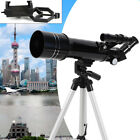 40070 Refractor Astronomical Telescope w Tripod+Phone Adapter Kids Gift FAST US