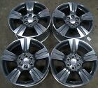 GMC Canyon Chevy Colorado 18 Machined Factory OEM Wheels Rims 15 19 5673 1695