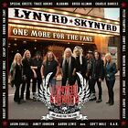 LYNYRD SKYNYRD-ONE MORE FOR THE FANS CD NEW
