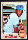 Billy Williams Cards, Rookie Card and Autographed Memorabilia Guide 9
