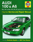 Haynes Workshop Manual Audi 100 & A6 1991-1997 Petrol & Diesel Service & Repair