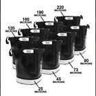 Bubble Magic 20 GALLON EXTRACTION BAGS Set 8 HASH Herbal Extract Oil