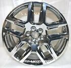 20 CHEVROLET TRAVERSE 2018 2019 2020 FACTORY OEM PVD CHROME WHEEL RIMS SET 5849