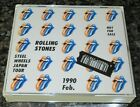 ROLLING STONES Japan PROMO ONLY 2 x CD Steel Wheels Japan Tour OFFICIAL GENUINE