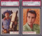 1953 Topps Who-z-at Star Trading Cards 26